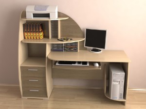 компьютерные столы на заказ недорого