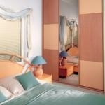 встроенные шкафы купе в спальню 4